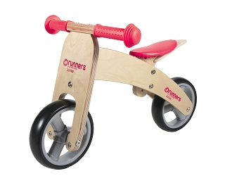 Junior Runners Wooden Bike