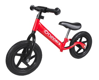 Runners Bike Speeders Red