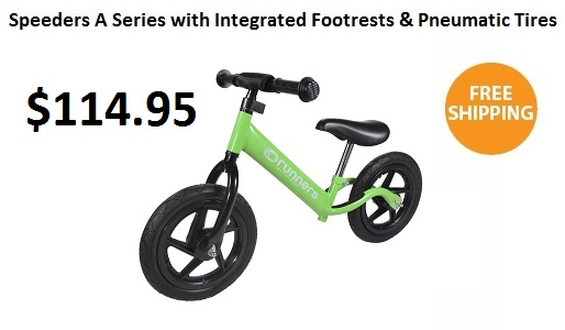Speeders A Series Balance Bike
